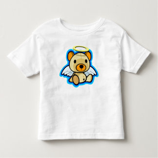 Cute teddy bear angel for kid toddler T-Shirt