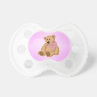Cute Teddy Bear, For Baby Girl Baby Pacifier