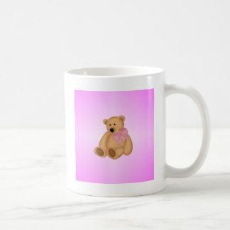 Cute Teddy Bear, For Baby Girl Mug