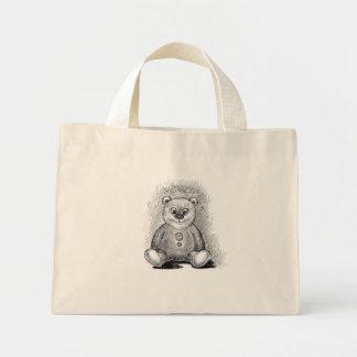 cute-teddy-bear-sketch-thumb2972124[1] mini tote bag
