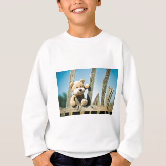 Cute Teddy Sweatshirt