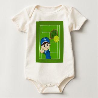 Cute Tennis Boy Creeper