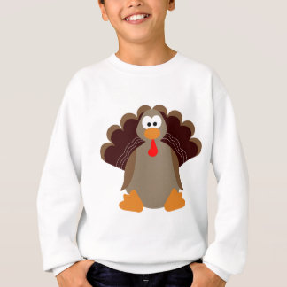 Cute Thanksgiving Turkey Sweatshirt