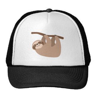 Cute Three-Toed Sloth Cap