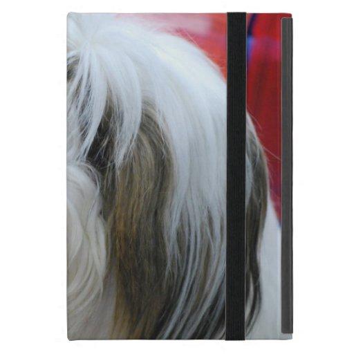 Cute Tibetan Terrier Dog Covers For iPad Mini