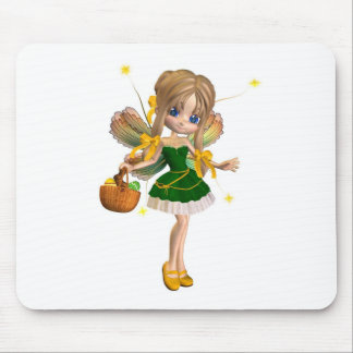 Cute Toon Easter Fairy - 1 Mouse Pads