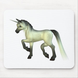 Cute Toon Unicorn Mouse Pads