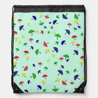 Cute Topsy Turvy Umbrella Backpack