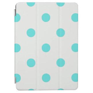 Cute Trendy Polka Dots iPad Air Cover