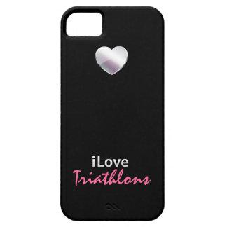 Cute Triathlon iPhone 5 Cases