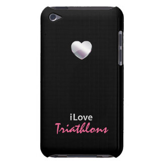 Cute Triathlon Barely There iPod Covers