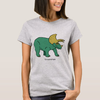 Cute Triceratops #5 T-Shirt
