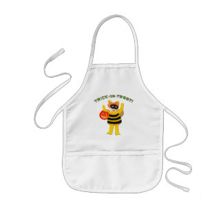 Cute Trick or Treat Apron