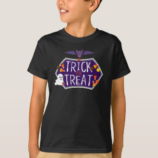 Cute Trick Or Treat Candy Shirt