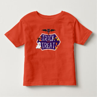 Cute Trick Or Treat Candy Toddler Shirt