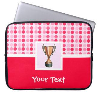 Cute Trophy Laptop Sleeve