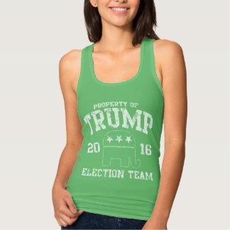 Cute Trump 2016 Republican Election Team Singlet