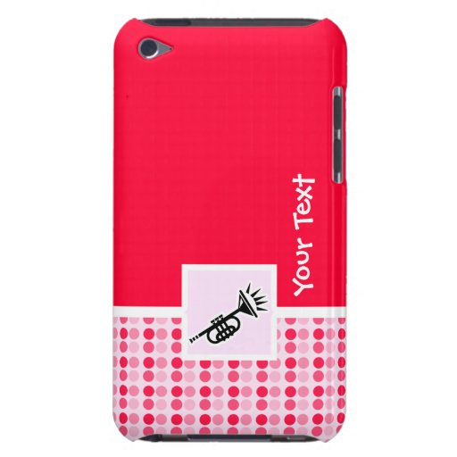 Cute Trumpet iPod Touch Case