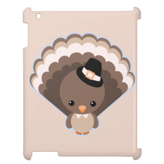 Cute Turkey Thanksgiving Day Case For The iPad