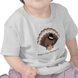 Cute Turkey Thanksgiving Day Shirt