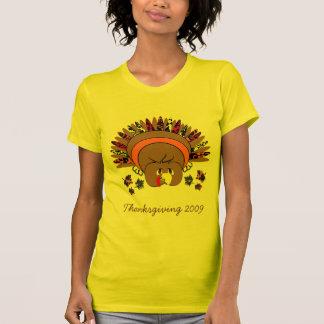 Cute Turkey Thanksgiving Women s T-shirt