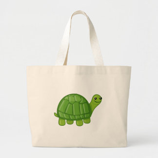 Cute Turtle Canvas Bags