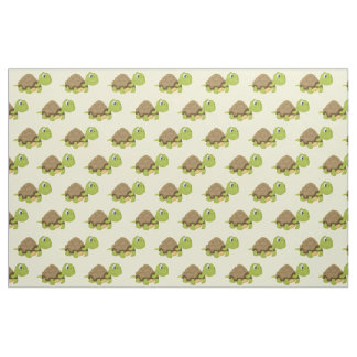 Cute Turtle Fabric