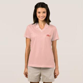 cute turtle pink woman pink shirt