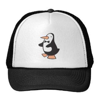 cute tuxedo penguin cap
