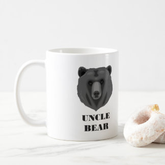 Cute Uncle Bear Coffee Mug