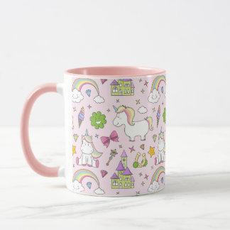 Cute unicorn cup