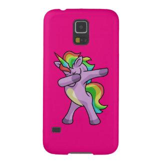 Cute Unicorn Dabber Dance Galaxy S5 Cover