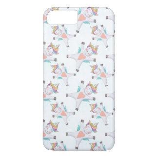 Cute Unicorn iPhone 7 Plus Case