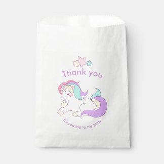 Cute Unicorn Party Bag Favour Bags