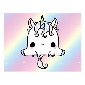 Cute Unicorn Post Card