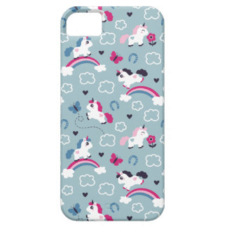 Cute Unicorns Pattern iPhone 5 Covers