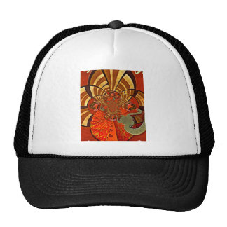 Cute Unique Giraffe Animal Hakuna Matata Design Cap