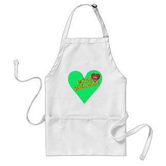 Cute Valentine T-shirts and Gifts Standard Apron
