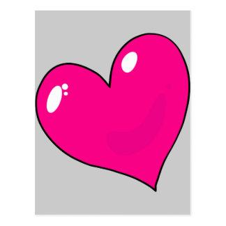Cute Valentines Postcard
