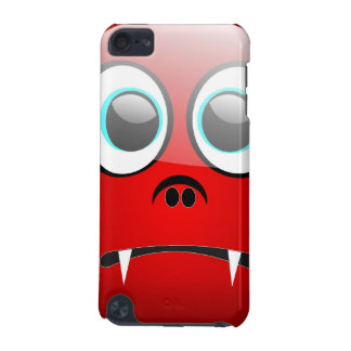 CUTE VAMPIRE SMILEY iPod TOUCH (5TH GENERATION) COVER
