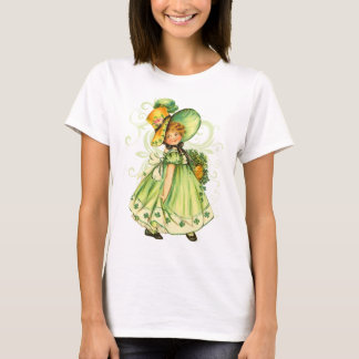 Cute Victorian St. Patrick's Day Shirt
