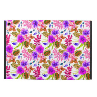 Cute vintage floral patterns cover for iPad air