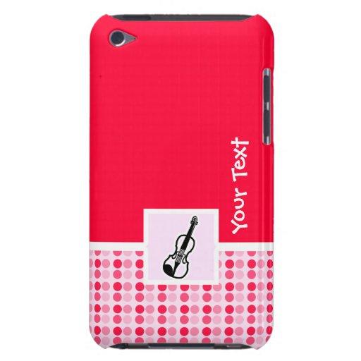 Cute Violin iPod Case-Mate Cases