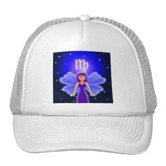 Cute Virgo Zodiac Mesh Hat