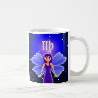 Cute Virgo Zodiac Coffee Mugs