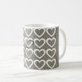 Cute Warm Wooly Cosy Monogrammed Mug