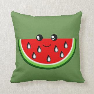 Cute Watermelon Cushion 41 x 41 cm