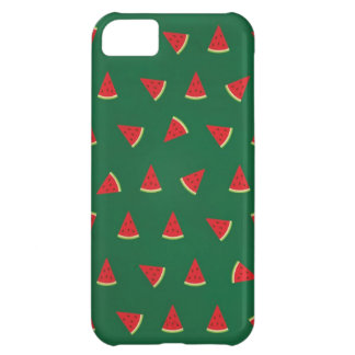 Cute watermelon Pictures Pattern iPhone 5C Case