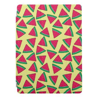 Cute Watermelon Slice Cartoon Pattern iPad Pro Cover