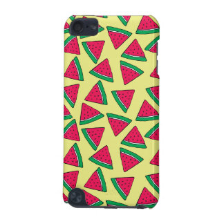 Cute Watermelon Slice Cartoon Pattern iPod Touch (5th Generation) Cover